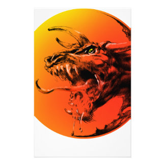 Papelaria Dragão mau