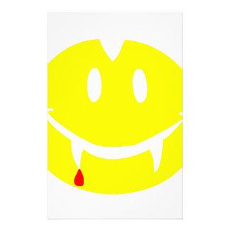 Papelaria emoji dracula do vampiro