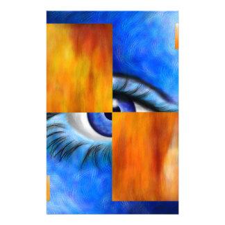 Papelaria Ersebiossa V1 - olho escondido