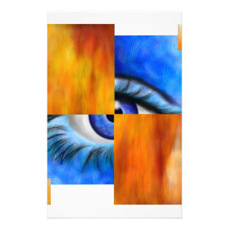 Papelaria Ersebiossa V1 - olho escondido sem traseiro