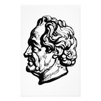 Papelaria Escritor alemão Goethe