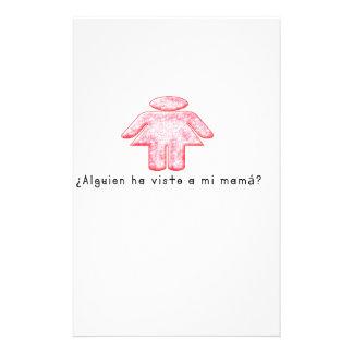 Papelaria Espanhol-Momma