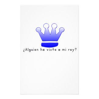 Papelaria Espanhol-Rei