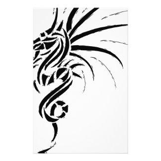 Papelaria Essemios - dragão furioso