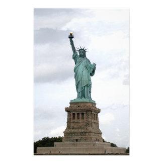 Papelaria Estátua da liberdade