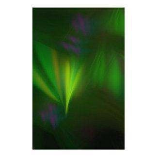 Papelaria Este fractal olha como a Aurora