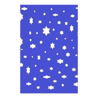 Papelaria estrelado-nite