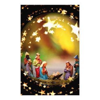 Papelaria Estrelas infantis de Jesus da Virgem Maria da ucha