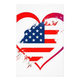 Papelaria Eu amo América