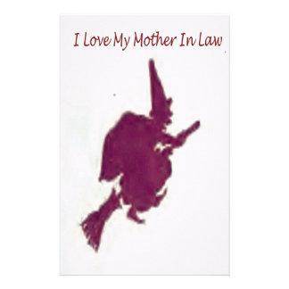 Papelaria Eu amo minha mãe em law1