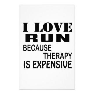 Papelaria Eu amo o funcionamento porque a terapia é cara