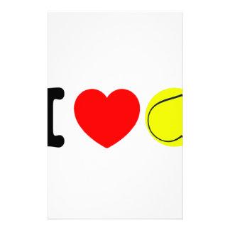 Papelaria Eu amo o tênis