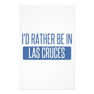 Papelaria Eu preferencialmente estaria em Las Cruces