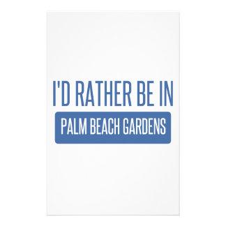 Papelaria Eu preferencialmente estaria em Palm Beach Gardens