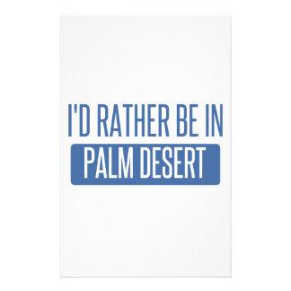 Papelaria Eu preferencialmente estaria em Palm Desert