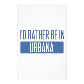 Papelaria Eu preferencialmente estaria em Urbana