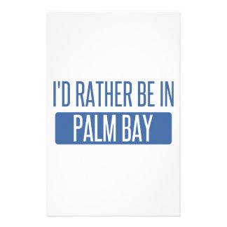 Papelaria Eu preferencialmente estaria na baía da palma