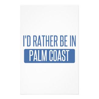 Papelaria Eu preferencialmente estaria na costa da palma