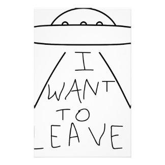 Papelaria eu quero sair