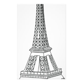 Papelaria excursão Eiffel