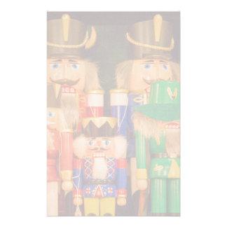Papelaria Exército de Nutcrackers do Natal