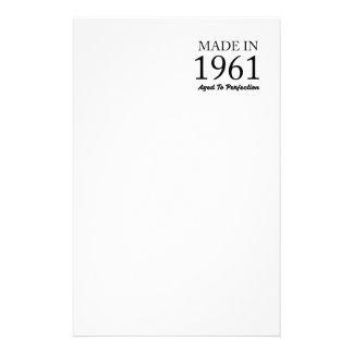Papelaria Feito em 1961