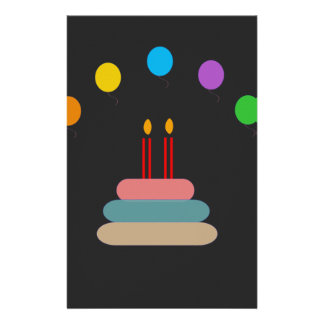 Papelaria Feliz aniversario