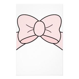 Papelaria Fita cor-de-rosa