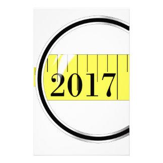 Papelaria Fita métrica 2017