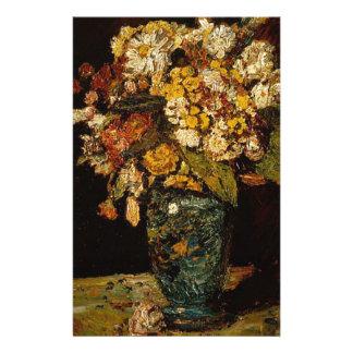 Papelaria Flores em um vaso