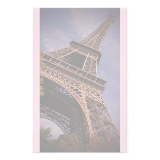 Papelaria Foto famosa do marco da torre Eiffel de Paris