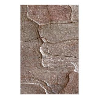Papelaria Foto macro do latido do pinho