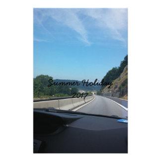 Papelaria Fotografia de Europa Áustria das montanhas do