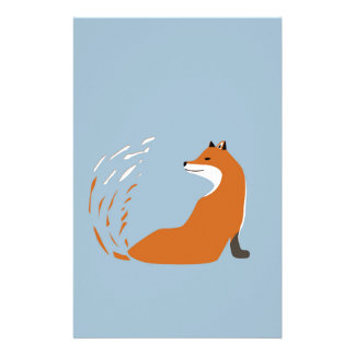 Papelaria Foxy toma a pose