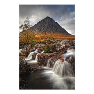 Papelaria Glencoe, ANSR de Buchaille Etive, Scotland