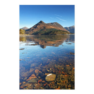 Papelaria Glencoe e Ballachulish, Scotland