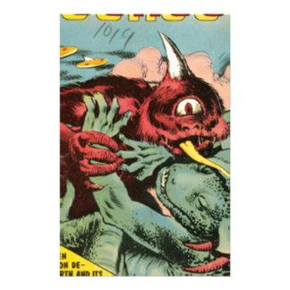 Papelaria Gorgo e monstro dos Cyclops