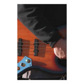 Papelaria Guitarra baixa