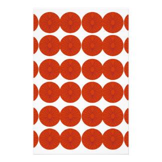 Papelaria Ilustração do design dos limões