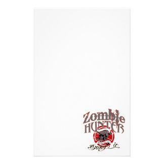 Papelaria Ir após zombis!