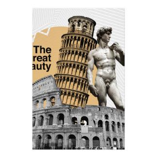 Papelaria Italia, a grande beleza