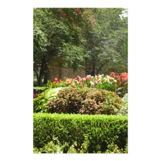 Papelaria jardim bonito