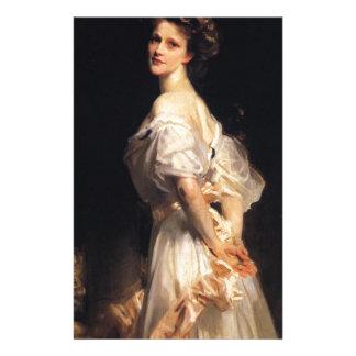 Papelaria John Singer Sargent - Nancy Astor