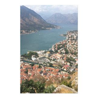 Papelaria Kotor, Montenegro