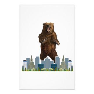 Papelaria Lançamento do urso