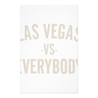 Papelaria Las Vegas contra todos