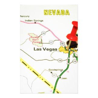 Papelaria Las Vegas, Nevada