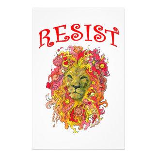 Papelaria Leão da resistência