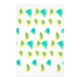 Papelaria Limões do design no branco