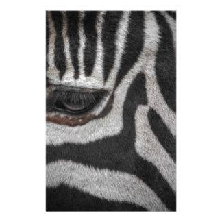 Papelaria Listras da zebra